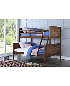 Twin Over Full Artesian Bunk Bed