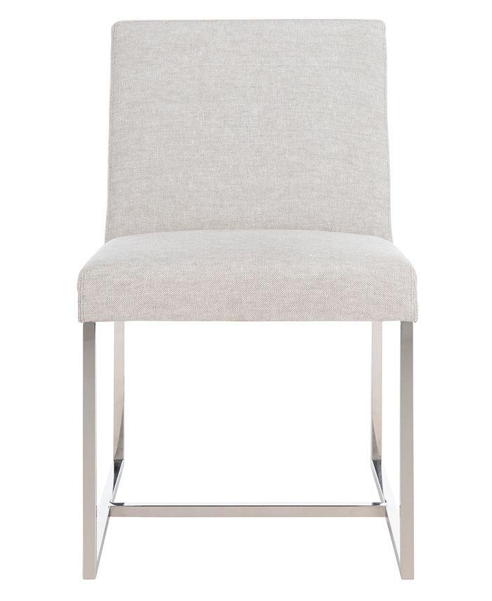 Safavieh - Lombardi Side Chair, Quick Ship