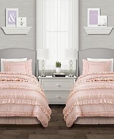 Belle 4-Pc. Full/Queen Comforter Set