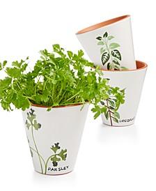 CLOSEOUT! La Dolce Vita Herb Planter