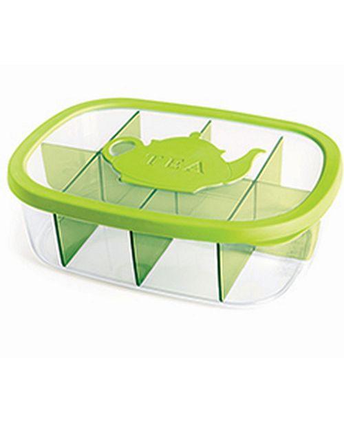 Widgeteer Green Tea Bag Holder