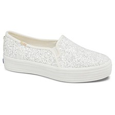 Triple Decker Glitter Sneakers