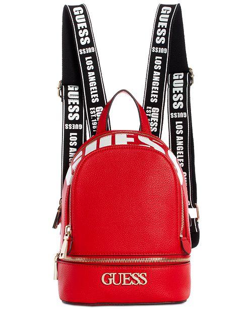 GUESS Skye Logo Backpack