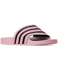 100% authentic 268b9 6d0a3 adidas Women s Adilette Slide Sandals from Finish Line