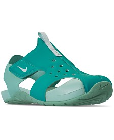 Nike Little Girls' Sunray Protect 2 Sandals from Finish Line