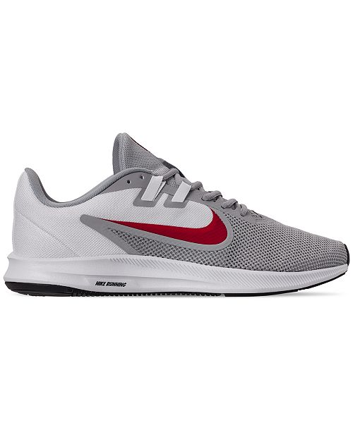 dbf514fd4fcf Nike Men s Downshifter 9 Running Sneakers from Finish Line   Reviews ...