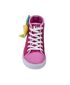 Nickelodeon Jojo Siwa's Every Step Canvas Sneakers
