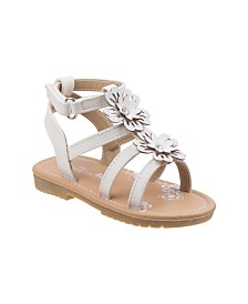 Petalia's Every Step Open Toe Sandals