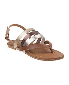 Petalia's Every Step Thong Sandals