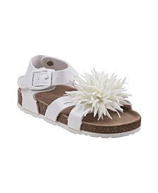 Every Step Flower Lining Sandals