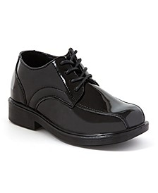Toddler, Little, and Big Boys Gabe Lace-Up Dress Comfort Shoe