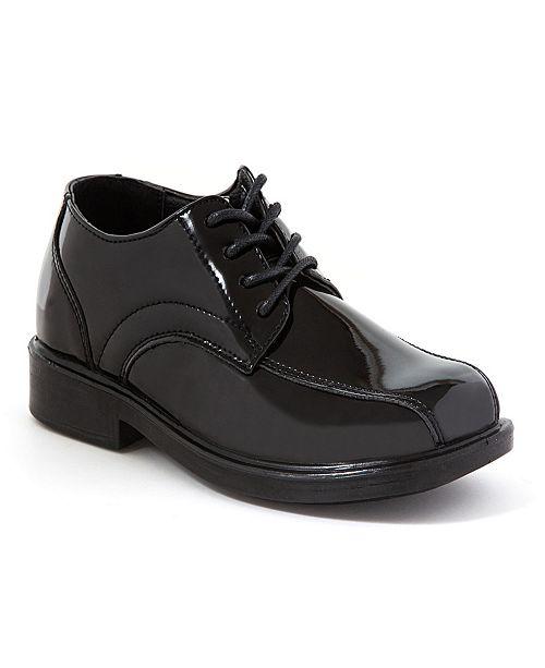 DEER STAGS Gabe Lace-Up Dress Comfort Shoe (Toddler/Little Kid/Big Kid)