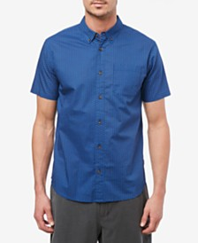 Jack O'Neill Men's Barrels Short Sleeve Woven