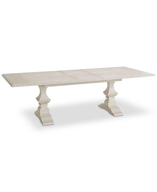 Furniture Jasper County Dogwood Rectangular Dining Table