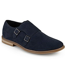 Men's Isaac Double Monk Strap Shoe