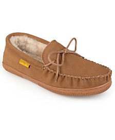 Vance Co. Men's 701 Moccasin Slipper