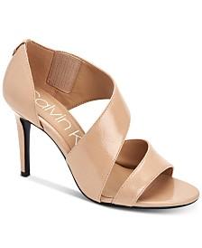 Calvin Klein Women's Niva Dress Sandals