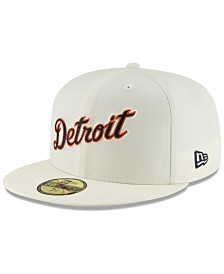 New Era Detroit Tigers Vintage World Series Patch 59FIFTY Cap