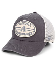 '47 Brand Arizona Diamondbacks Hudson Patch Trucker MVP Cap