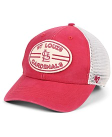 '47 Brand St. Louis Cardinals Hudson Patch Trucker MVP Cap