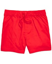 952a78c7f35ba8 First Impressions Toddler Boys Cotton Twill Shorts