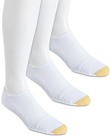 Men's 3-Pk. Low-Profile Sneaker Socks
