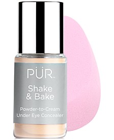 Shake & Bake Powder-To-Cream Under-Eye Concealer