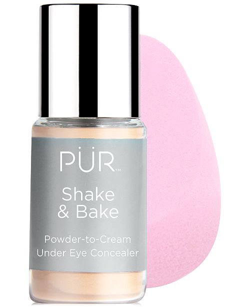 PUR Shake & Bake Powder-To-Cream Under-Eye Concealer