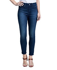 Seven7 Ultra High Rise Tummyless Skinny Jeans