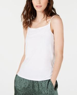 Eileen Fisher Tops TENCEL SQUARE-NECK CAMISOLE