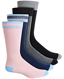 Men's 4-Pk. Socks, Created for Macy's