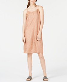 Eileen Fisher Silk Slip Dress