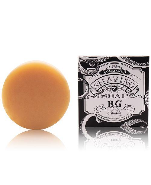 Brooklyn Grooming Commando Shaving Soap, 3.5-oz.