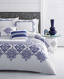 Cora Duvet Set, Full/Queen