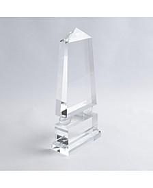 Crystal Obelisk Wide