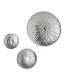Sea Urchin Wall Sculpture Small