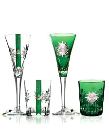 Waterford Crystal Gifts, Snowflake Wishes for Courage Collection