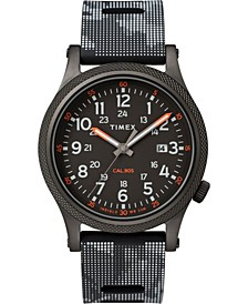 Timex Allied Lt 40mm Silicone Strap Watch
