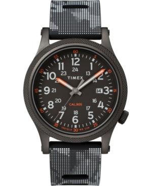 Timex Allied Lt 40mm Silicone Strap Watch