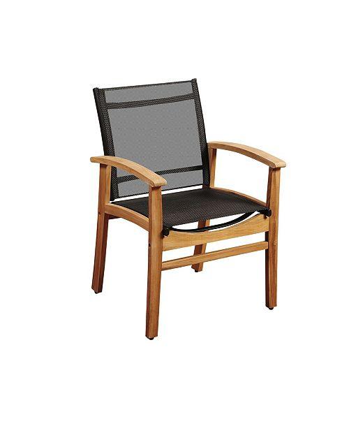 Amazonia Patio Dining Chair