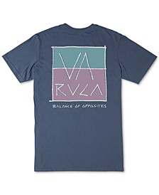 Men's Split Scrawl Graphic T-Shirt