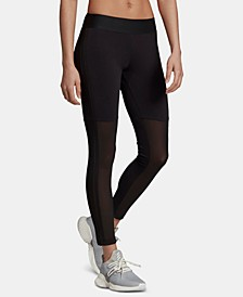 ID Mesh Ankle Leggings