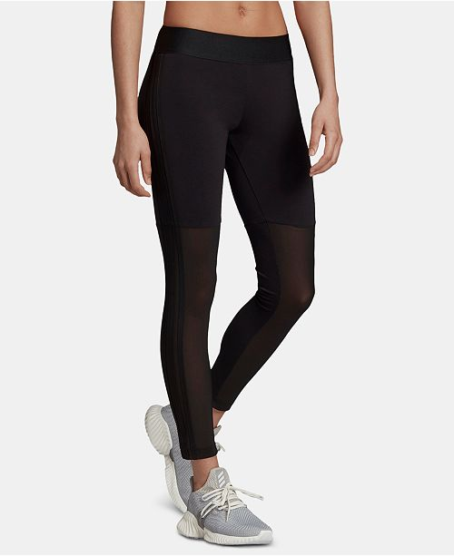 adidas ID Mesh Ankle Leggings