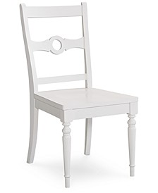 CLOSEOUT! Pearl Side Chair, Created for Macy's