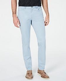 Men's Skinny-Fit 5 Pocket Pants