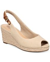 41bd485722 Tommy Hilfiger Women's Nhalia Wedge Sandals