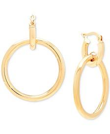 Drop Earrings in 14k Gold