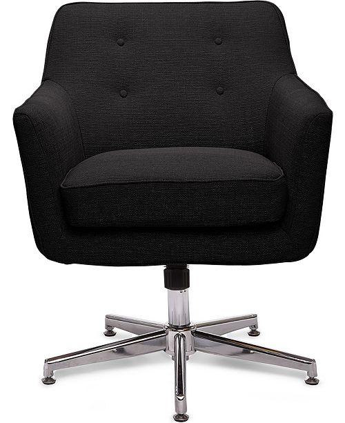 Serta Ashland Home Office Chair Reviews Furniture Macy S