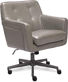Serta Ashland Home Office Chair, Quick Ship