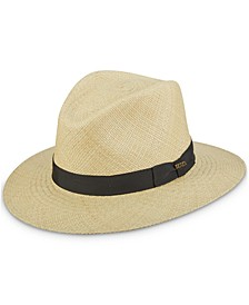 Dorfman Pacific Men's Bubble-Top Panama Safari Hat